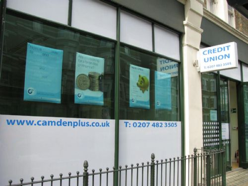 The Camden Plus Branch in Kentish Town
