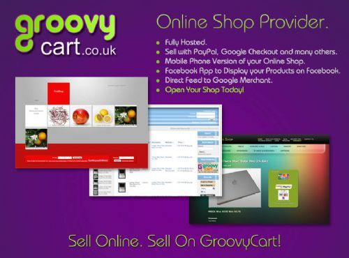 Features of GroovyCart