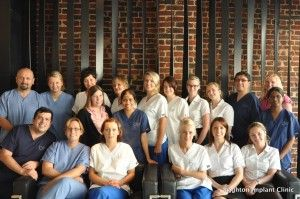 brighton implant clinic team
