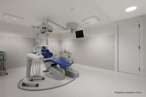 operating theatre dedicated for implant surgery