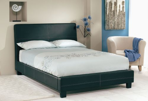 Faux Leather Bedsteads