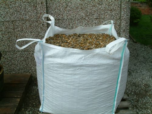 Handy bag, Bulk Bag or tipped loads available.