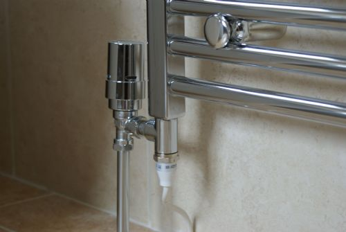 Electric/Plumbed Towel rail
