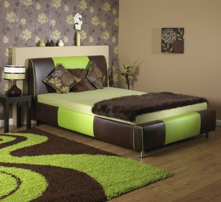 Faux Leather Beds from £199