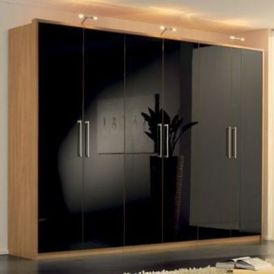 Harissah bedroom furniture high gloss.