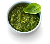 Italian pesto and sauces