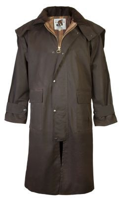 Country Stockmans Wax Coat