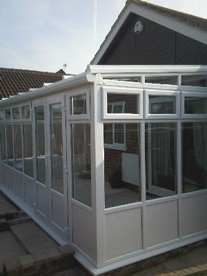 Conservatory in White