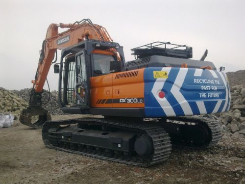 30 tonne Demolition Spec Excavator