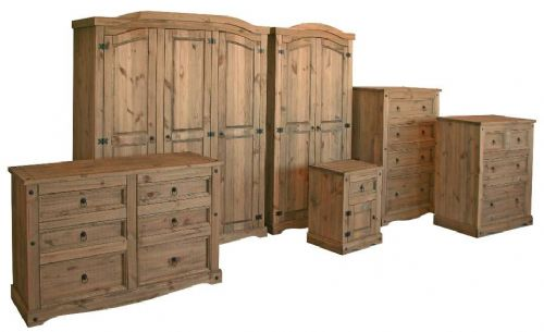 Corona Mexican Pine Furniture