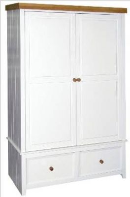 Capri White Furniture