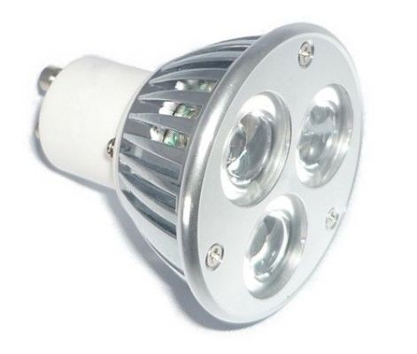 Gu10 led light bulb.
