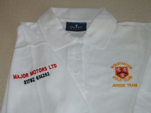 Golf Club Shirt.