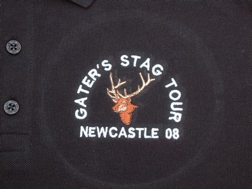 Stag Night T-shirt.