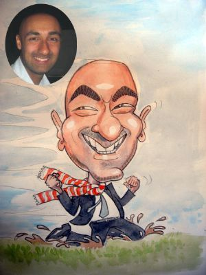 Studio Caricature