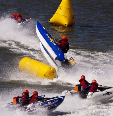 Zapcat Racing Barry Island