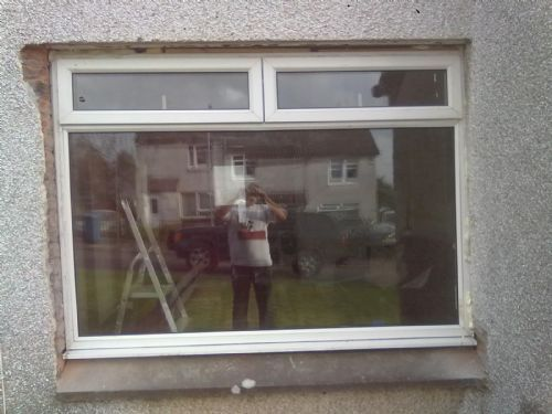 window fitting