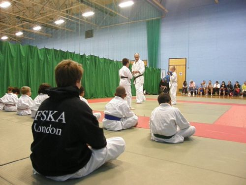FSKA London karate club