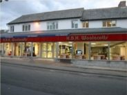 HBH Woolacotts electrical retail store in Bude
