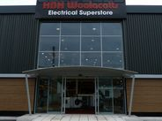 HBH Woolacotts electrical retail superstore in St Austell