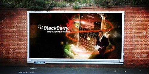 Blackberry UK