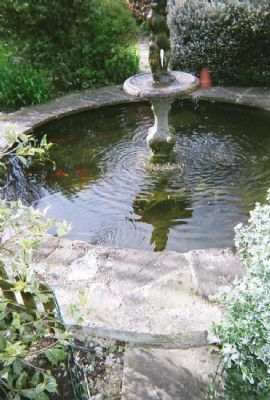 A beautiful water feature built by us but for any garden