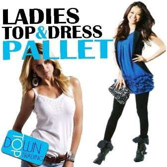 Ladies Fashion Top & Dress Pallet