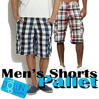 Men's Mixed Ex Designer Shorts Pallet