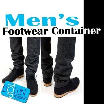 Men's Ex Chain Store Footwear Container and Pallet Offers Available