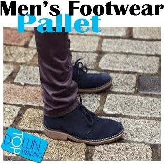 Men's Ex Chain Store Footwear Pallet