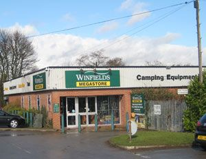 WinfieldsMegastore Garforth Store (6 Stores Nationwide)