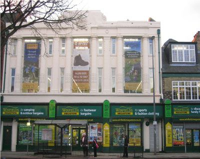 Winfields Hull Store (6 Stores Nationwide)