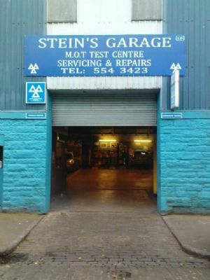 Steins garage,18 gordon street,leith,edinburgh,eh6 8na. (see our internet offers & reviews on our main website)