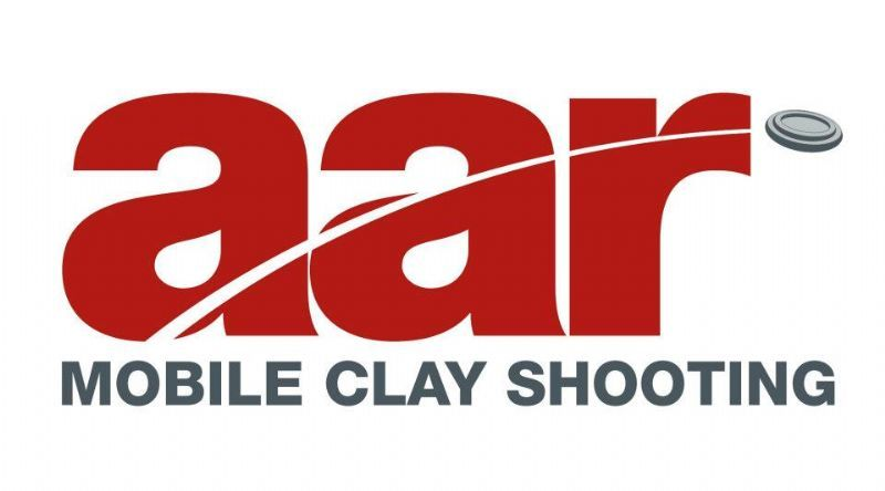 AAR Mobile Clay Shooting Logo Design