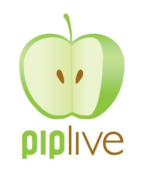 PIPLIVE Logo Design