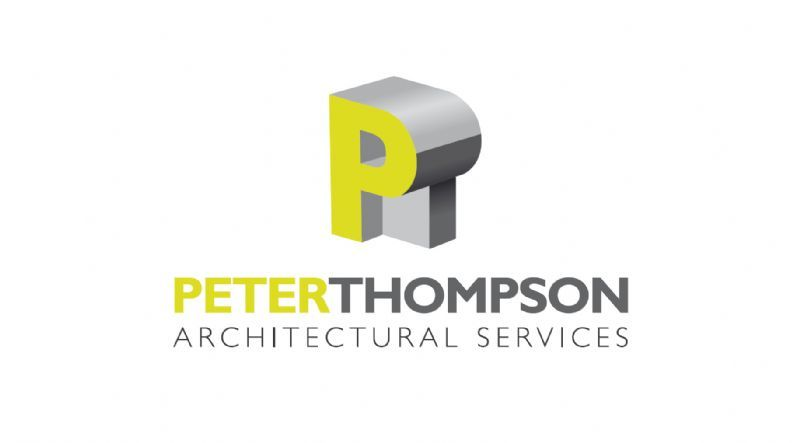 Peter Thompson Architechural Services Logo Design