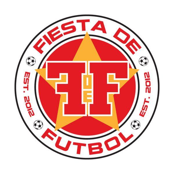 Fiesta De Futbol Logo Design