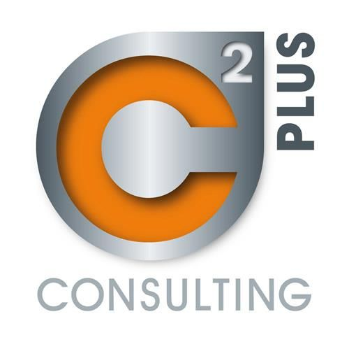 C2 Plus Consulting Logo Design