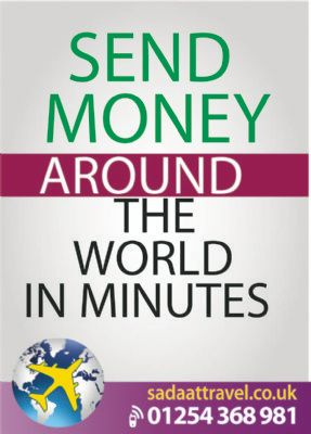 money transfer around the World