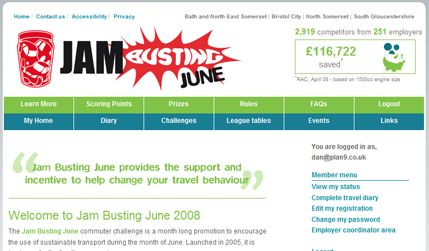 Client - Bristol City Council - Jam Busting June