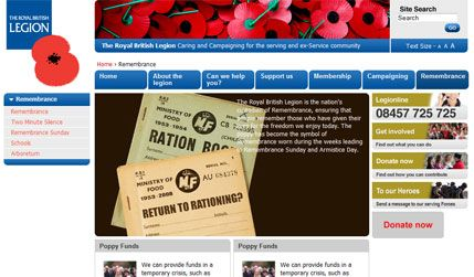 The Royal British Legion - client