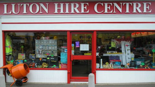 Luton Hire Centre