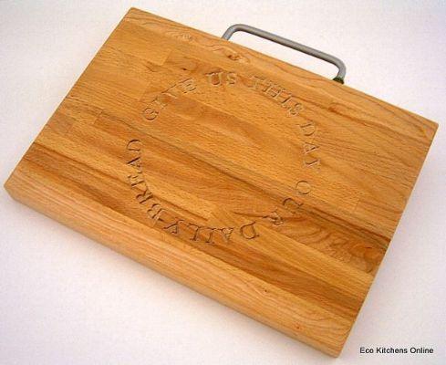 Reclaimed Timber Bread Board