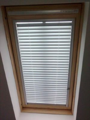 Velux Venetian Blind Supplied & Fitted x2
