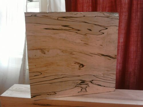 Spalted beech.
