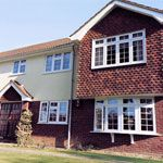 replacement casement windows from Britelite Windows
