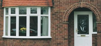 PVC-U Windows in White, Light Oak or Rosewood