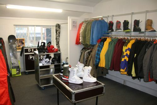 Thye new improved bootroom