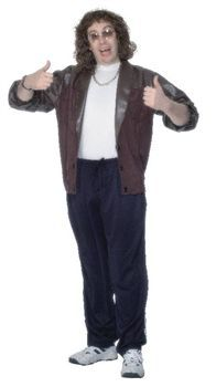 Lou Todd Costume