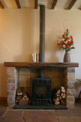 Shippon fireplace.